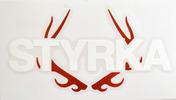 Styrka Transfer Sticker