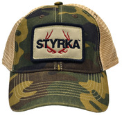 Styrka Original Trucker Hat Camo