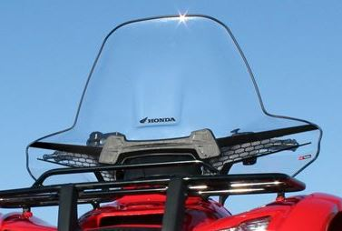 Full Windscreen (Models Without Center Headlight) picture
