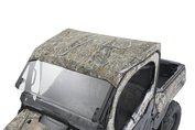 Fabric Roof/Rear Panel (Camo)