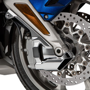 Chrome Front Caliper Covers