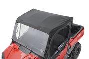 Fabric Roof/Rear Panel (Black)