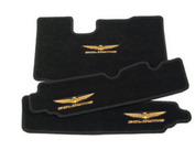 Deluxe Saddlebag / Trunk Mat Set