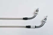 Braided Throttle Cable