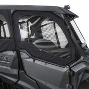 Fabric Front Doors (Black)