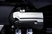 Chrome Top Engine Cover