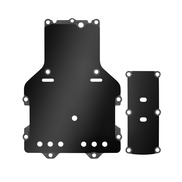 HMWPE Skid Plate