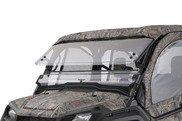 Two-Piece Poly Windscreen (Hard Coat)