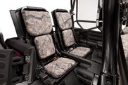 Rear Seat Covers (Camo)