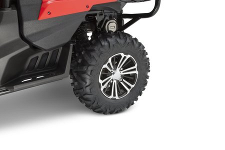 14-inch Aluminum Rear Wheel picture