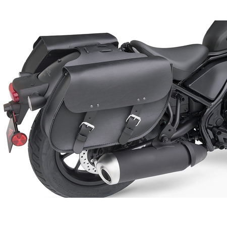 Synthetic Leather Saddlebags picture