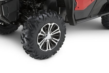 14-inch Aluminum Front Wheel picture