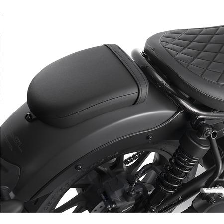 Custom Passenger Seat (Black) picture