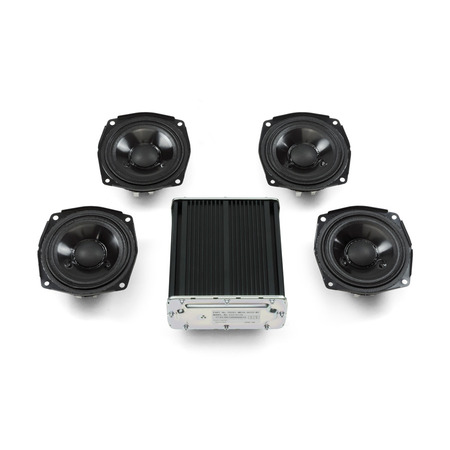 Power Amplifier and Speaker Kit picture