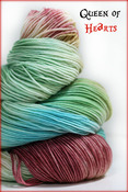 Wonderland Yarns: Queen of Hearts