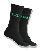 SK-5 SOCK 2 PK (ASSORTED) Size 7-11
