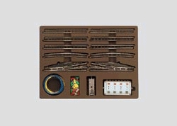 Märklin Z Gauge E Track Extension Set with Electric Turnouts picture