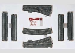 Märklin H0 C Track C2 Extension Set picture