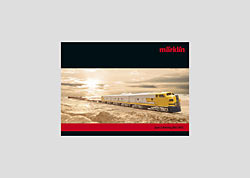 Märklin Z Gauge Catalog 2011/2012 picture