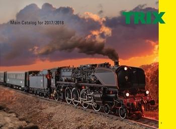 Trix Full-line Catalog 2017/2018 picture