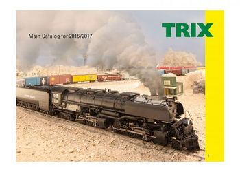 Trix Full-line Catalog 2016/2017 picture