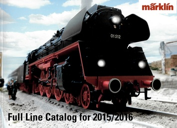 Marklin Full-line Catalog 2015/2016 picture