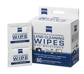 ZEISS 60ct. Box Lens Wipes (must purchase in multiples of 12)