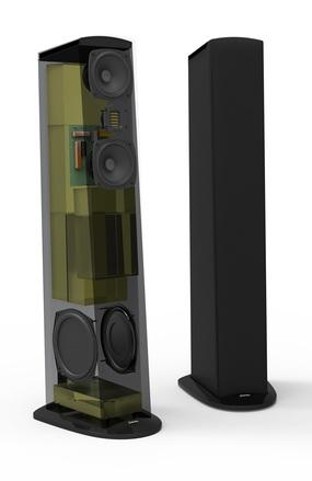 Triton Seven Floorstanding Tower Loudspeaker (ea) picture
