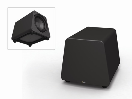 """Forcefield 4 1200 Watt 10"""" Compact Subwoofer picture"""
