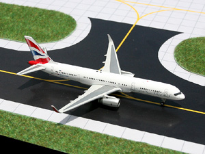 1:400 British Airways (&quot;Open Skies&quot;) B757-200 picture