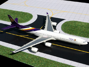Thai Airways Airbus A340-600 picture