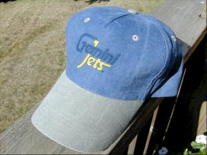 Denim Baseball Cap picture