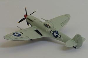 GeminiACESUSAAF Mk.IX Spitfire picture