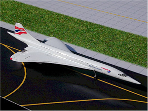 British Airways Concorde G-BOAG picture