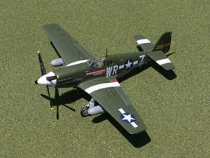 "GeminiAces USAF P-51B ""Hun Hunter"" picture"