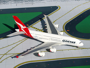 GeminiJets 1:400 Qantas A380-800 (VH-OQF) picture