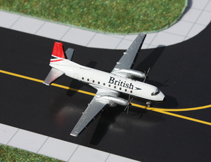 GeminiJets 1:400 British Airways HS-748 picture
