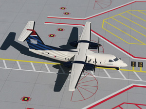 US AIRWAYS EXPRESS(MESA, NEW C/S) picture