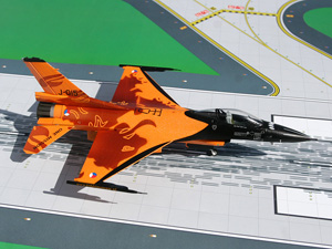 GeminiACES 1:72 Netherlands Air Force F-16 picture