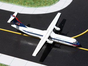 GeminiJets 1:400 Delta Connection/ASA ATR-72 picture