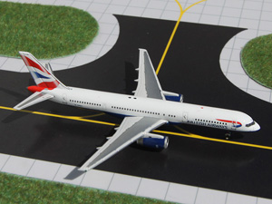 GeminiJets 1:400 British Airways 757-200 picture