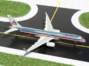 1:400 scale American Airlines B757-200 (Winglets) picture