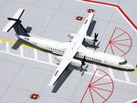Gemini200 Porter Airlines Q400