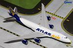 GeminiJets 1:400 Atlas Air 747-8F
