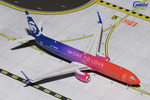 "GeminiJets 1:400 Alaska Airlines 737-900ER(S) ""More to Love"""