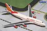 GeminiJets 1:400 Air India 747-400