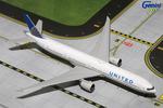 GeminiJets 1:400 United Airlines Boeing 777-300ER