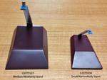 Gemini200 Wood/Metal Display Stand (Small/Narrowbody)