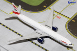 GeminiJets 1:400 British Airways 777-300ER