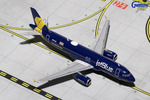 "GeminiJets 1:400 jetBlue Airways A320-200 ""Honoring Our Veterans"""